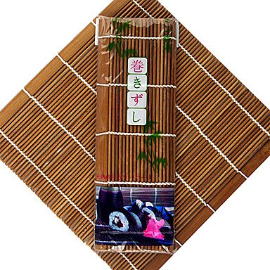 QINF High Quality Seaweed Nori for Sushi 50pcs/Pack Bamboo Rolling Mats Nori Tools