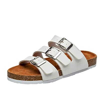 9308bb5efa141 Image Unavailable. Image not available for. Color  Women Open Toe Cork