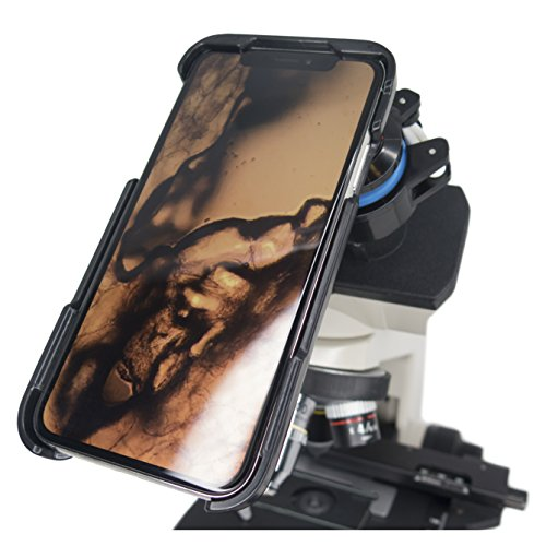 Magnifi 2 for iPhone X - Photo Adapter Case for Microscopes, Telescopes, Binoculars, and Other Optical Instruments from Arcturus Labs