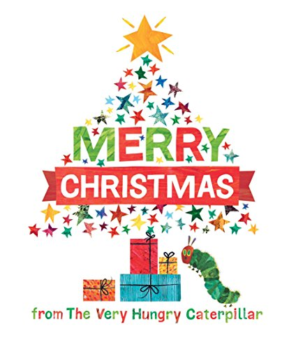 this gorgeous little gift book from the very hungry caterpillar is the perfect way to say merry christmas join the very hungry caterpillar for a