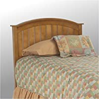 Pemberly Row Twin Panel Headboard in Maple