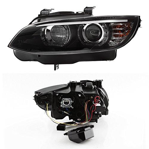 For 2007-2010 BMW 3-Series E93 E92 335i 328i 3D Halo LED