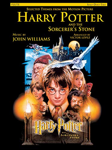 Selected Themes from the Motion Picture Harry Potter and the Sorcerer's Stone (Solo, Duet, Trio): Flute (Instrumental Series)