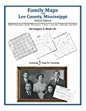 Family Maps of Lee County, Mississippi by Gregory A. Boyd front cover