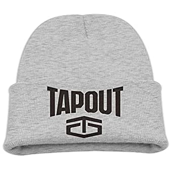 amazoncom tapout kids skullies and beanies ash clothing