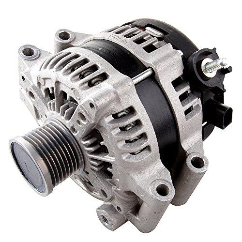 Scitoo Alternators 180A/12V CW IR/IF 11302 fit BMW 135 535 335 SERIES 2008 2009 2010 M1 2011 2012 3.0L -