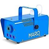 MARQ - Fog 400 LED - Machine à Fumée Quick-Ready à Solution à Base d'Eau avec Éclairage LED et Télécommande - Bleu