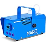 MARQ 400 W Water-Based Special Effects Fog Machine with LED Lights - Blue