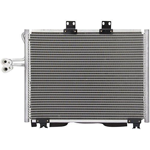 Jeep Condenser A/c Wrangler (Klimoto Brand New Condenser For Jeep TJ & Wrangler 00-06 2.4 2.5 L5 4.0 L6)