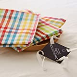 6PCS Dinner Cloth Napkins For Kitchen & Dining ,25*16'' Soft And Comfortable Bistro Napkins ,100% Natural Cotton Tea Towel Easy Care Machine Wash For Wedding , Restaurant , Dinner ,Party ,Gatherings Spring