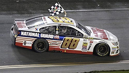 Dale Earnhardt Jr 2014 National Guard Daytona 500 Win 1:64 Nascar Diecast ()