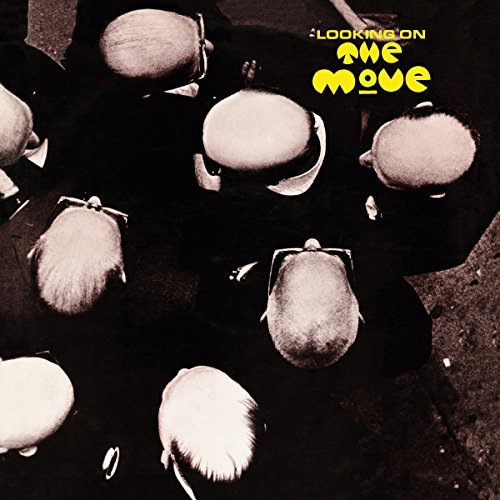 Vinilo : The Move - Looking On (Holland - Import)