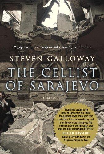 The Cellist Of Sarajevo Ebook