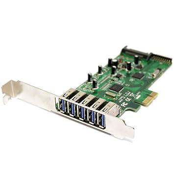 Cablematic - Tarjeta PCI-Express a SuperSpeed USB 3.0 de 5 ...