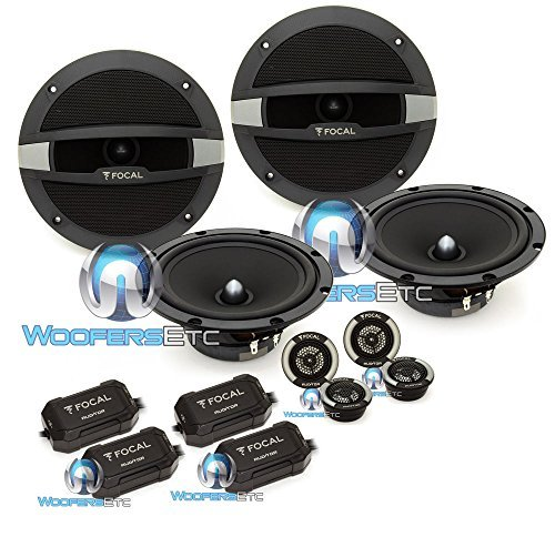 Set of (2) Focal Auditor R-165S2 6.5