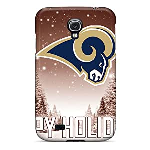 Perfect St. Louis Rams Case Cover Skin For Galaxy S4 Phone Case