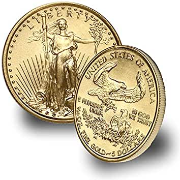 Gold Coins in Amazon's Collectible Coins Store