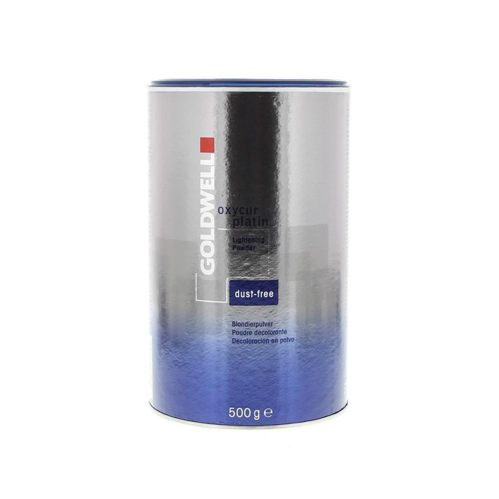 Goldwell Oxycur Platin Dustfree Bleach Polvo Aclarante - 500 ml 4021609013082