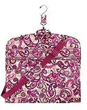 Vera Bradley Garment Bag, Paisley Meets Plaid