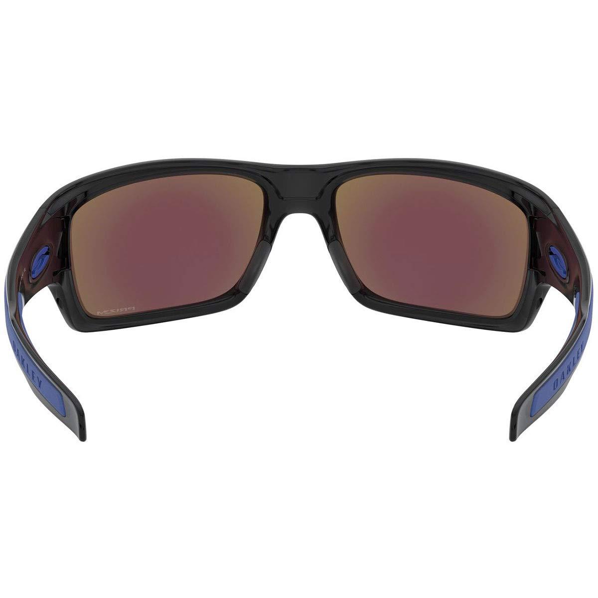 62f43e3321 Amazon.com: Oakley Men's Turbine Rectangular Sunglasses, Black Ink, 65 mm:  Clothing