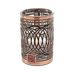 Frank Lloyd Wright Blossom House Metal Votive