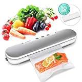 ABOX Vacuum Sealer Machine, 4 in 1 Food Sealer Automatic Sealing System