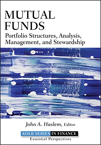 51zk3nhNCIL - Mutual Funds: Portfolio Structures, Analysis, Management, and Stewardship