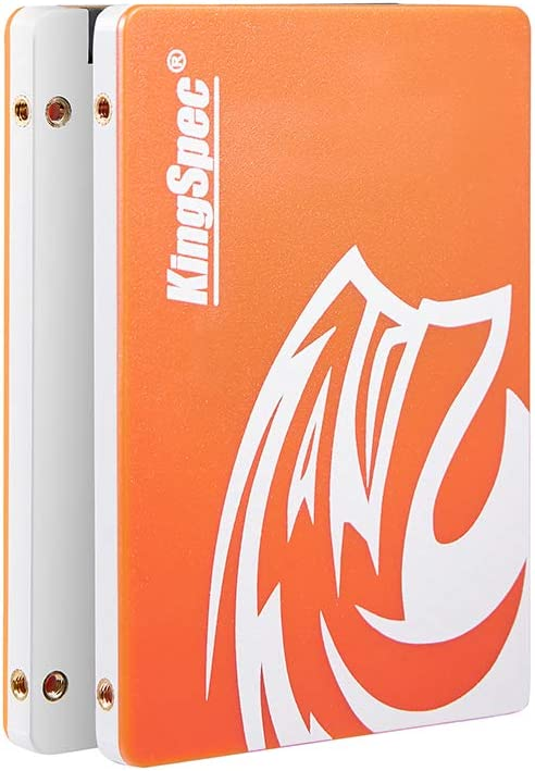 "KingSpec SSD 128GB 2.5"" SATA3 Internal Solid State Drive for PC, Laptop, Mac(P3-128)"