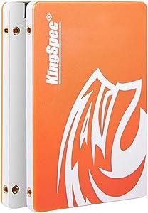 "KingSpec SSD 128GB 2.5"" SATA3 Internal Solid State Drive for PC, Laptop, Mac(P3-128)"