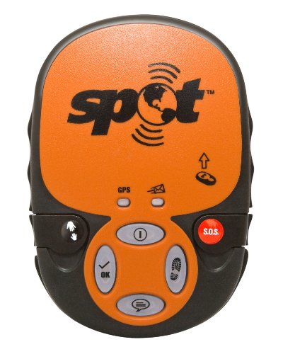 SPOT Satellite Messenger Orange Black product image