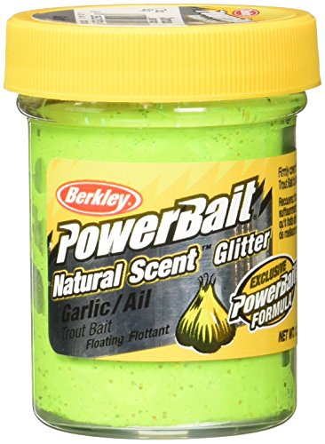 PowerBait Natural Glitter Trout Bait