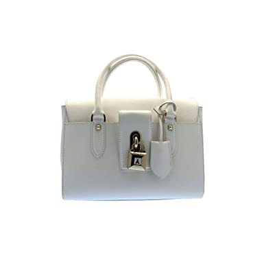f3450a700be8 PATRIZIA PEPE Bag Female White - 2V6169-AT78-W146  Amazon.co.uk ...