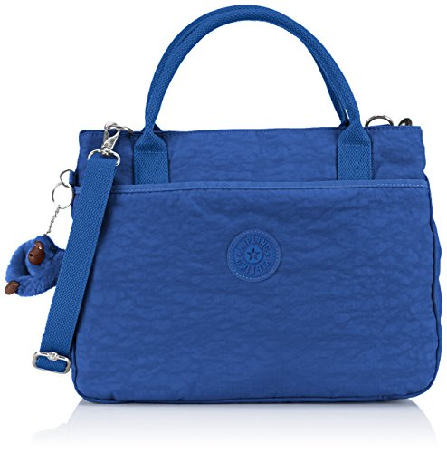 Kipling Womens Caralisa Shoulder Bag Blue (Cobalt Blue)