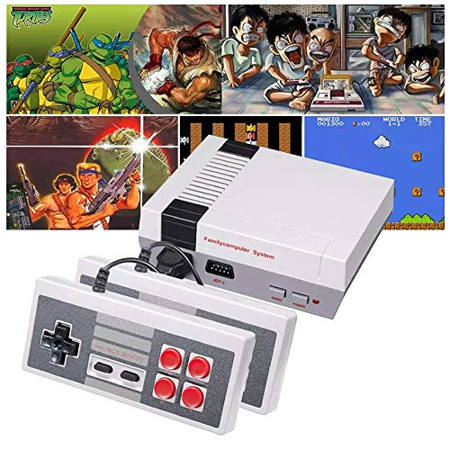 HMDI Mini Game Entertainment System Handheld Console For Nes Games with 600 Different Built-in Games PAL and NTSC