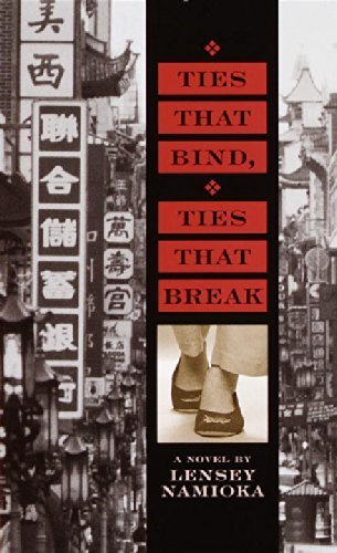 Ties That Bind, Ties That Break by Lensey Namioka (2000-11-14)