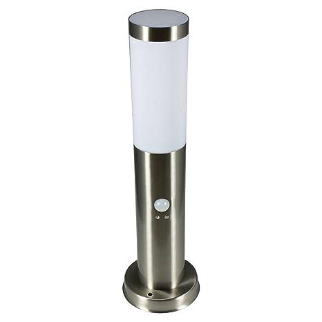 Socket de Larisa 2 – Lámpara con detector de movimiento y sensor de día/noche