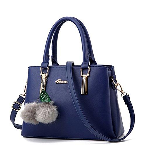 Unknown - Bolso mochila  para mujer azul marino azul marino