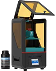 ANYCUBIC UV Photon 3D Printer, Ultra Precision LCD Masking Technology with Smart Touch Color Screen and UK Plug