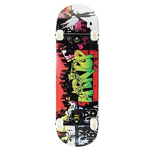 OneHype - Pro Complete Skateboard MarkTop, 31