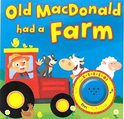 Old MacDonald Had a Farm Sound Book