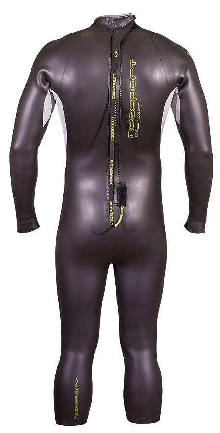 Neosport Hombres de triatlón Full Suit, hombre, negro ...