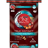 Purina ONE SmartBlend True Instinct with Real Salm...