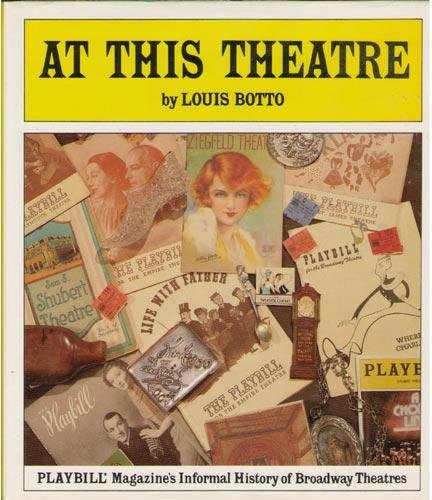 At This Theatre, Playbill Magazine