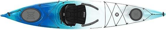 Perception Carolina 12 | Sit Inside Touring Kayak | Large Front and Rear Storage | 12'