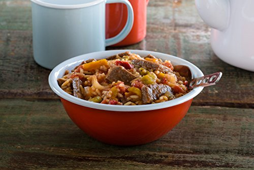 Mountain House Italian Style Pepper Steak with Rice