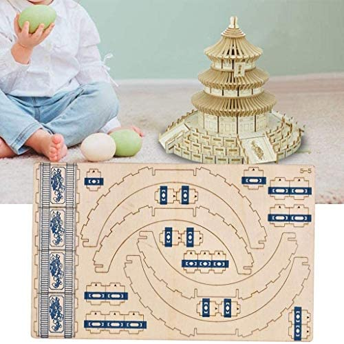 3D High Difficulty Wooden Puzzles, Develop Intelligence, Help Emotional Cultivation, Good Spelling Is A Good Home Decoration