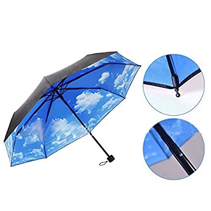 Amazon Com Hot Umbrellas The Super Anti Uv Umbrellas Sun Protection