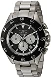 Invicta Men's 'Speedway' Quartz Stainless Steel Casual Watch, Color:Silver-Toned (Model: 22396)