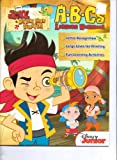 Jake & the Never Land Pirates A.B.C's Learning Workbook