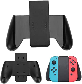 Kailisen Comfort Grip Compatible with Nintendo Switch Joy con Controller (Negro): Amazon.es: Electrónica